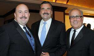 Paul Weber, Chief Beck, Peter Repovich